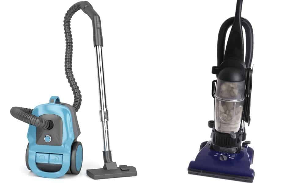 Canister Vs Upright Vacuum Cleaner