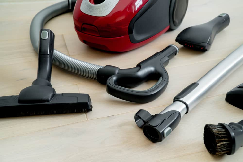 Design Of Canister Vacuum Cleaners
