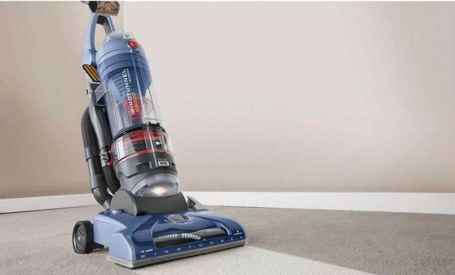 Upright Cleaners clean carpets more effectively