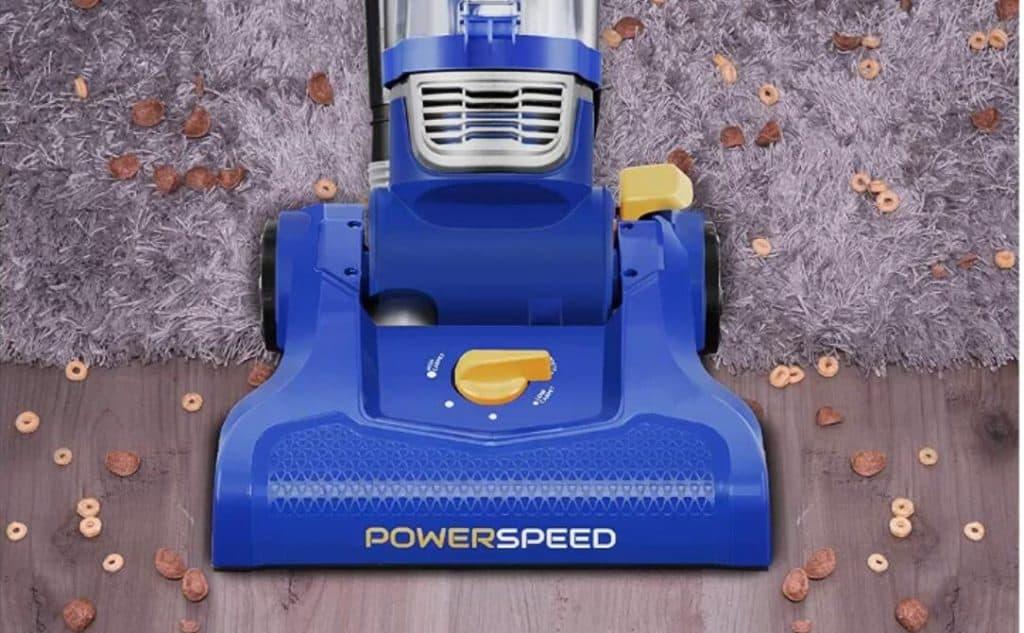 eureka boss upright vacuum