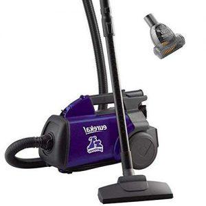 eureka canister vacuum