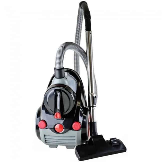 ovente canister vacuum