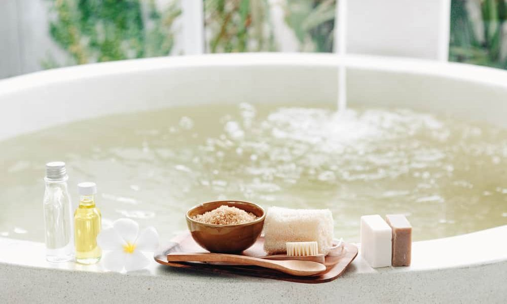 Homemade Detox Bath Recipes