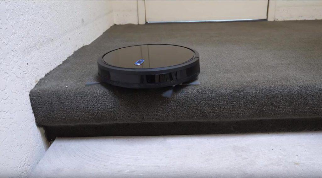 Amarey A800 robotic vacuum review