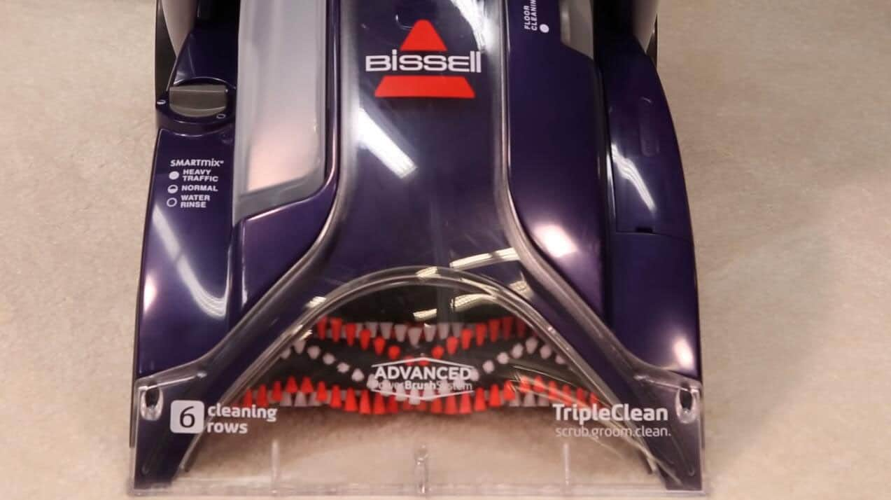 BISSELL 1622 best vacuum cleaner for carpet cleaner