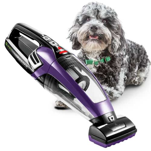 BISSELL 2390A cordless vacuum for pet hair