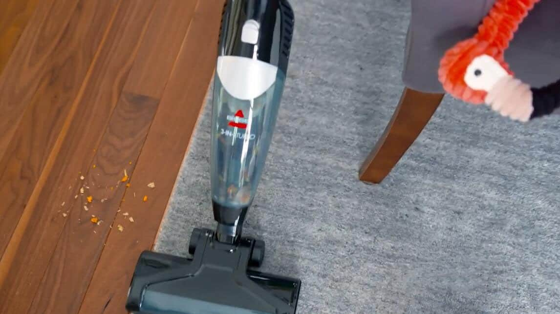 Bissell 3 in 1 Lightweight corded stick vacuum review