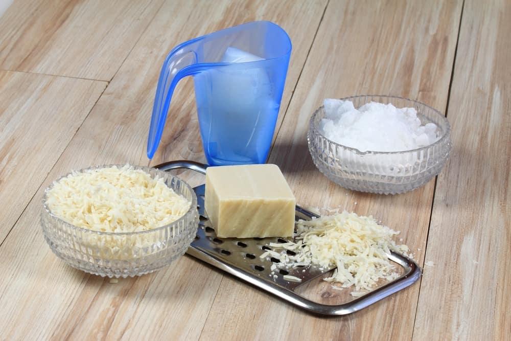 Borax-Free Homemade Laundry Soap