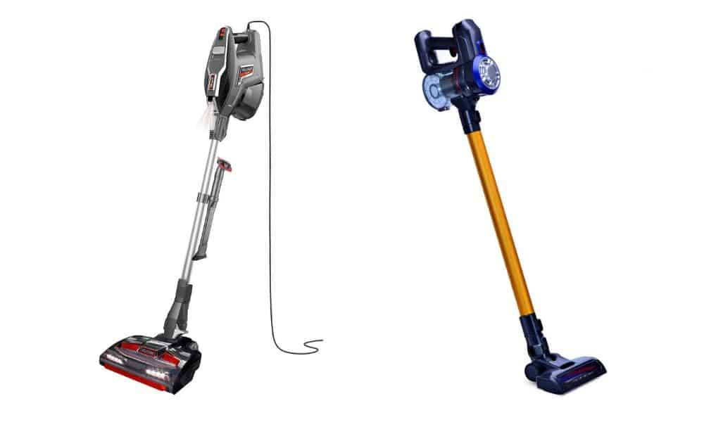Cord Or Cordless Stick Vacuum Cleaner
