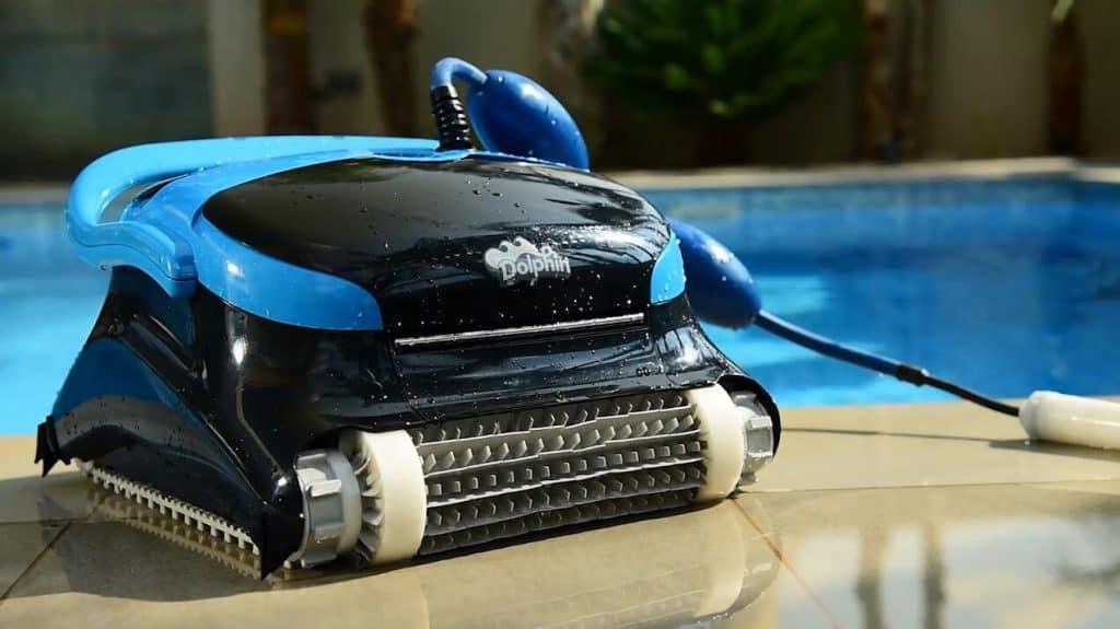 Dolphin Nautilus CC Plus Automatic robot Pool Cleaner