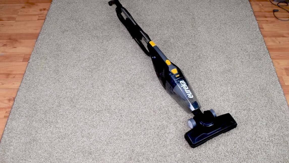 Eureka NES210 corded stick vacuum review