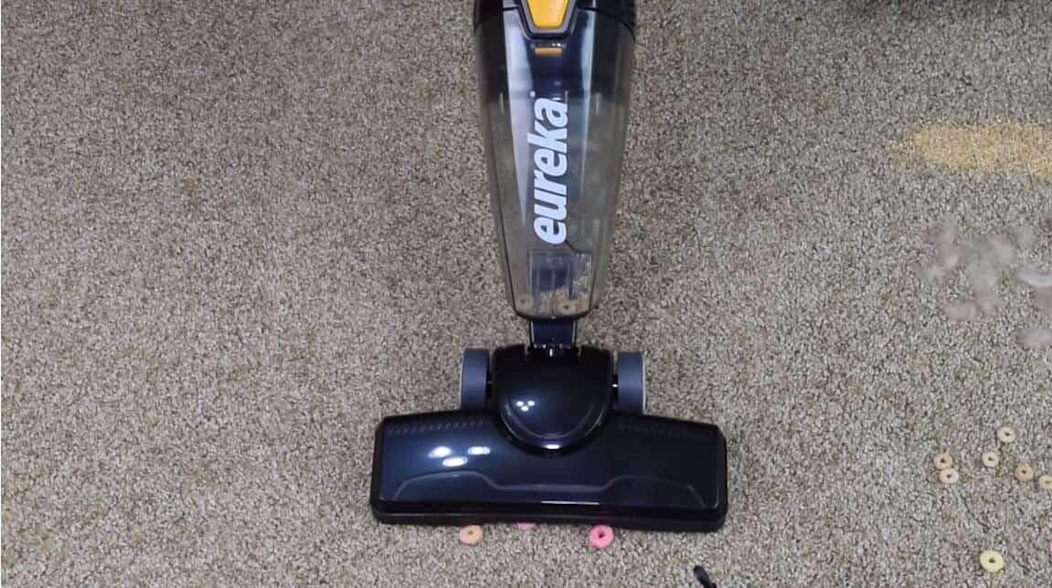 Eureka NES210 corded stick vacuum