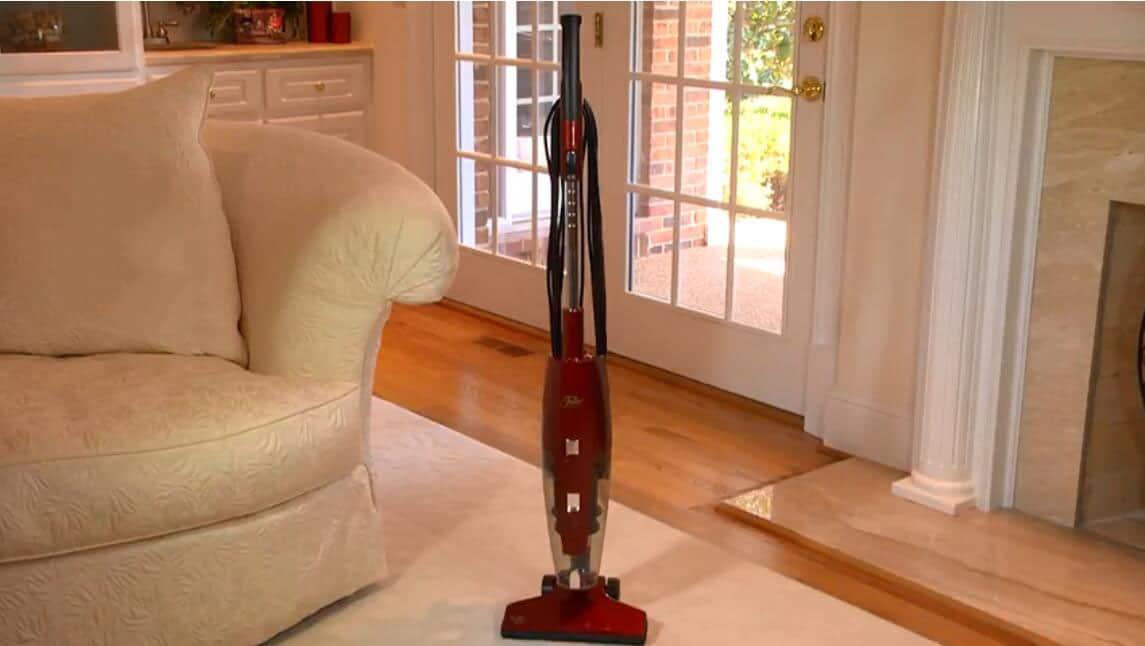 Fuller Brush corded stick vacuum review