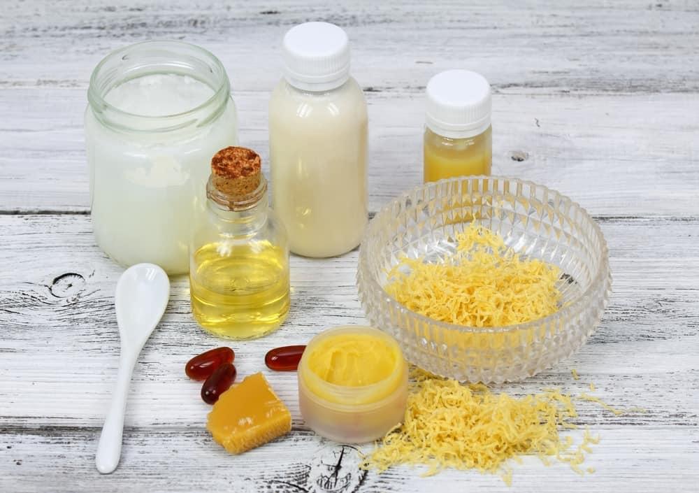 Homemade Natural deodorant for sensitive skin