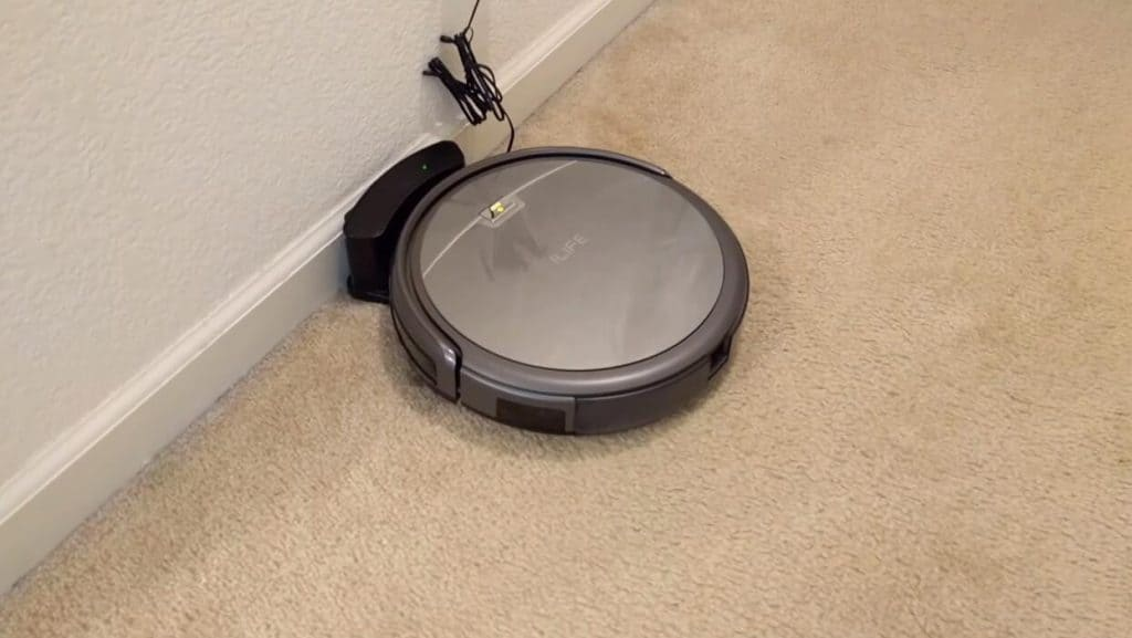 ILIFE A4s robot vacuum cleaner for carpet