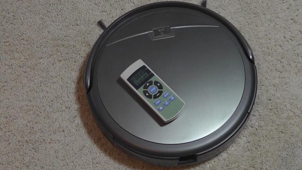 ILIFE A4s robot vacuum for hardwood floors review