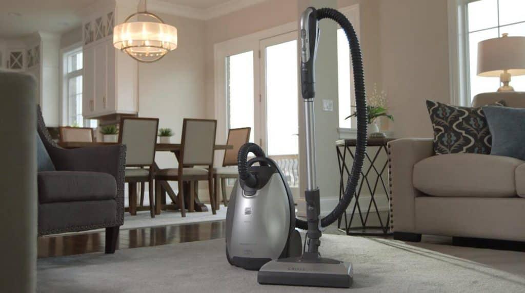 Kenmore Elite 81714 vacuum for pet hair reviews