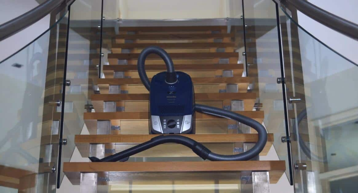 Miele Compact C2 best vacuum cleaner for carpet