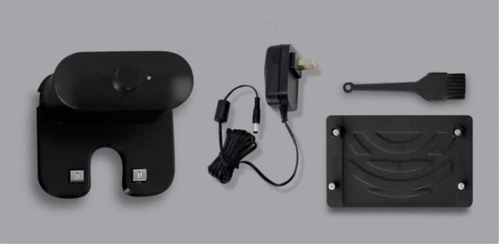 Pure Clean Automatic Robot Vacuum mop