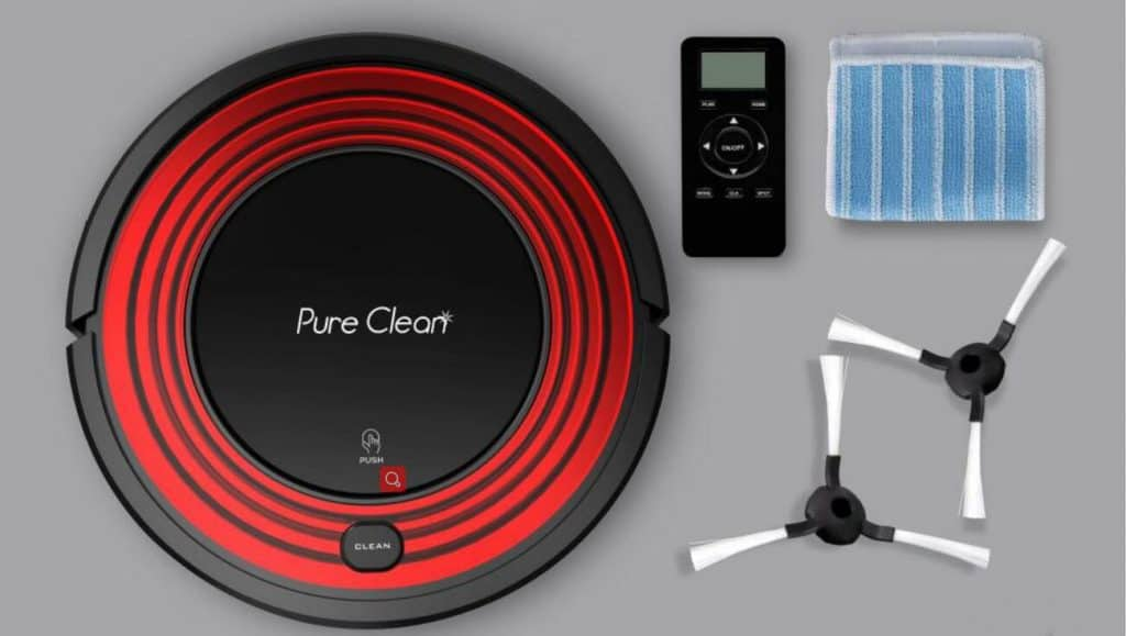 Pure Clean Automatic Robot mop