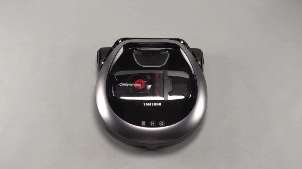 Samsung POWERbot R7040 robot vacuum cleaner for carpet