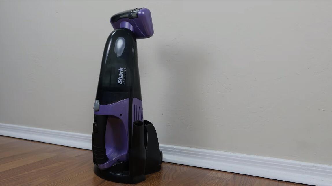Shark SV780 handheld vacuum for pet hair review