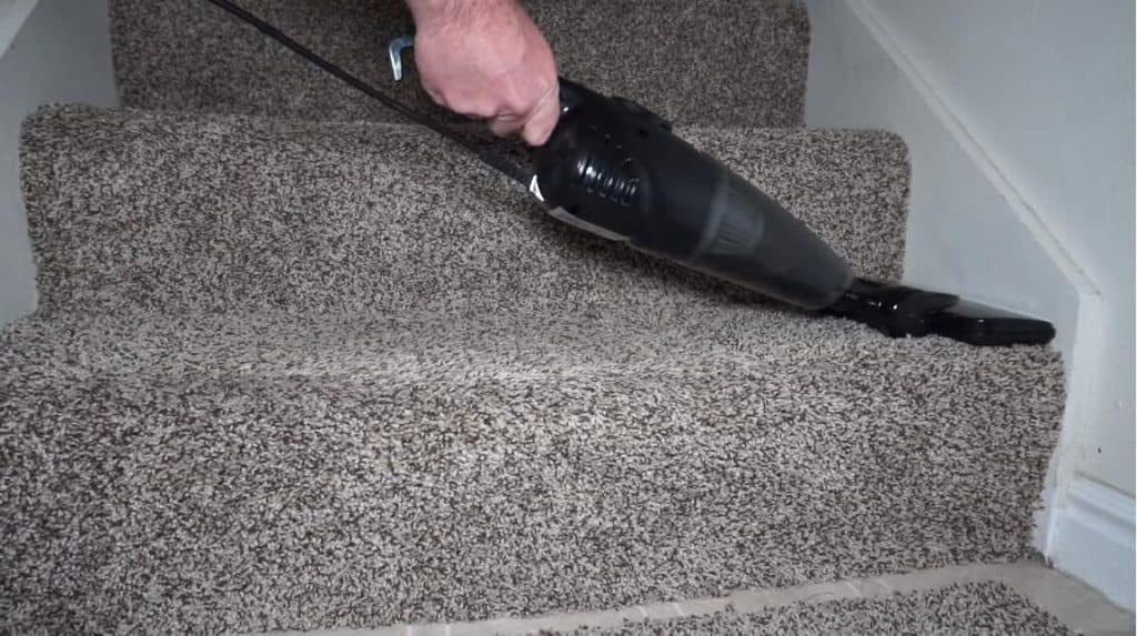 Sowtech vacuum for hardwood floors and pet hair