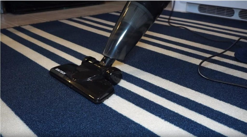 Sowtech vacuum for hardwood floors and pet hair reviews