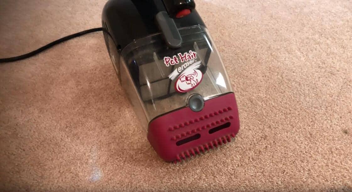 bissell handheld vacuum for pet hair