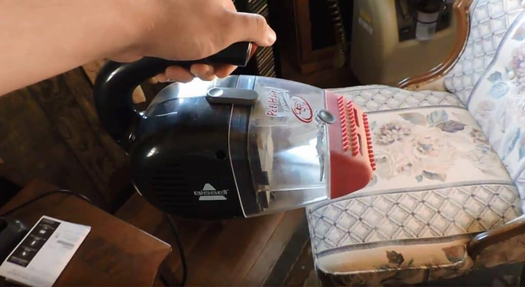 bissell pet hair eraser handheld vacuum corded 33a1