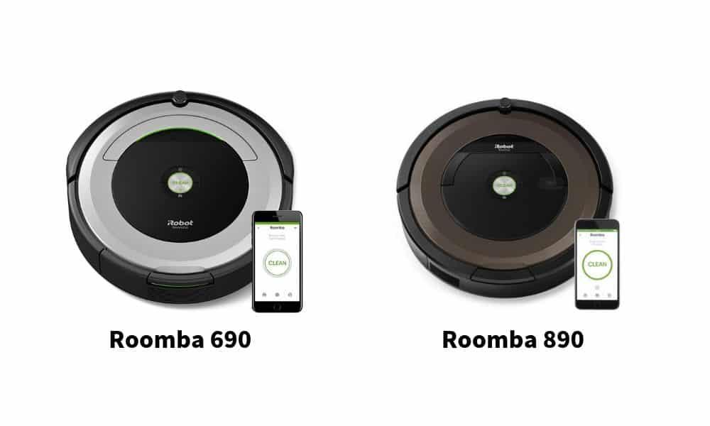 compare roomba models