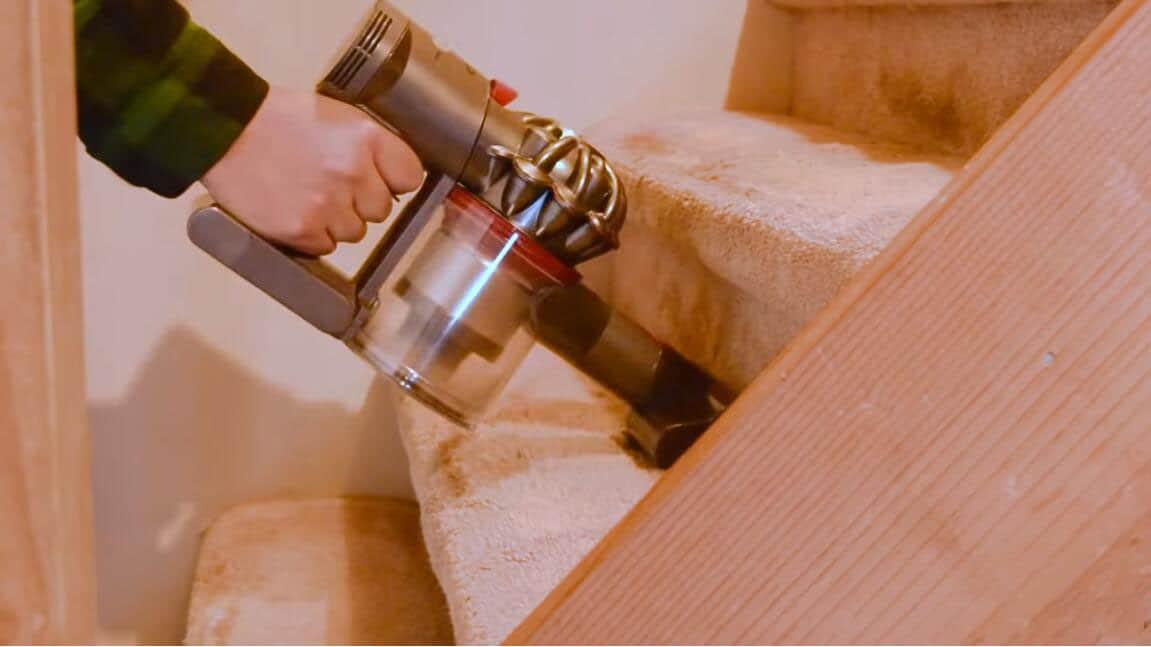 dyson cordless handheld vacuum