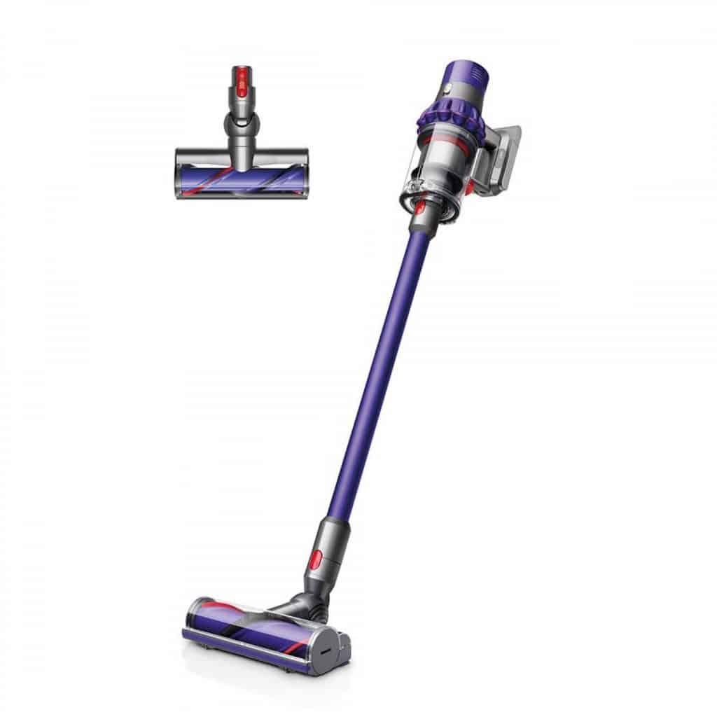 dyson v10 animal cordless vacuum cleaner for pet hair