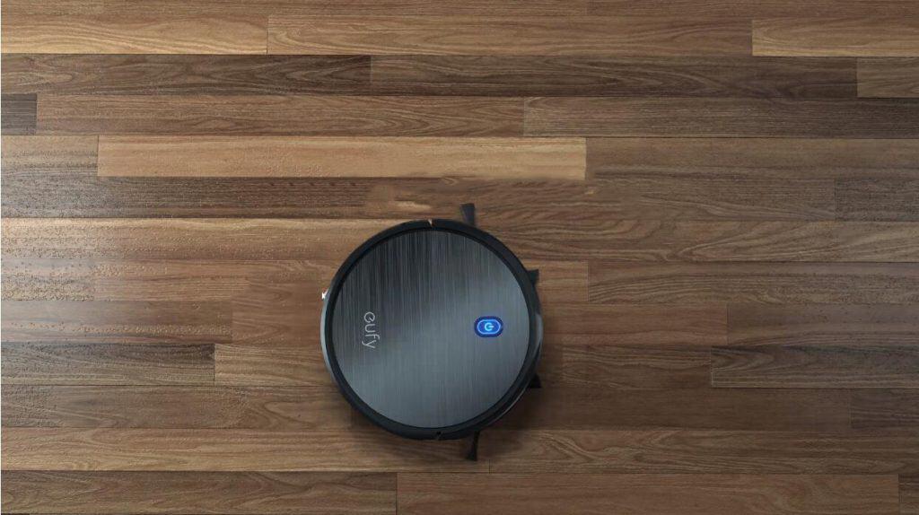 eufy 11S robot vacuum cleaner for hardwood floor