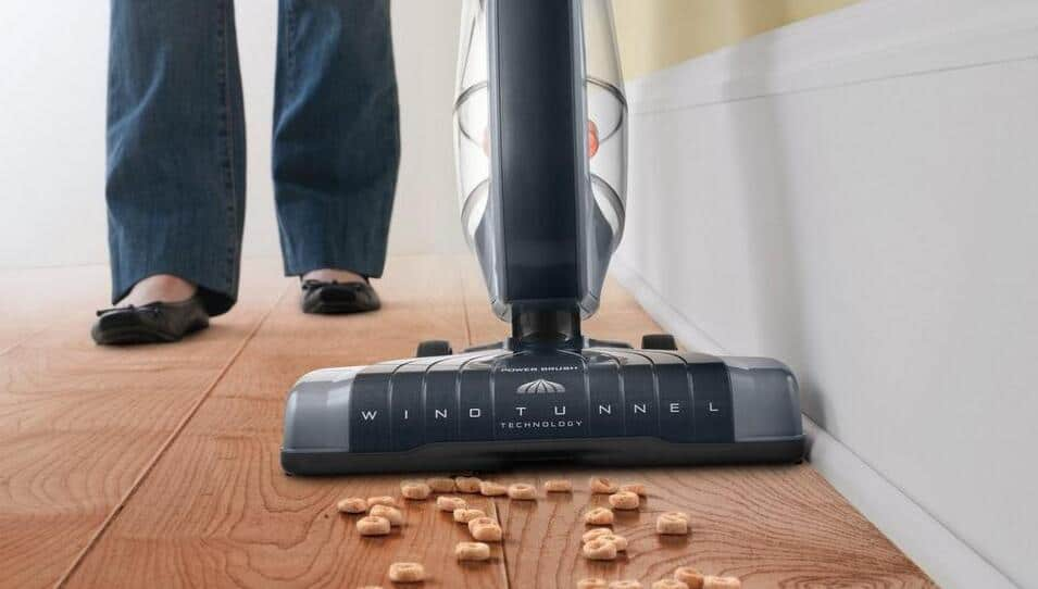 hoover sh20030 corded stick vacuum cleaner
