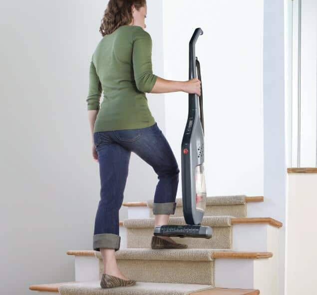 hoover sh20030 corded stick vacuum review