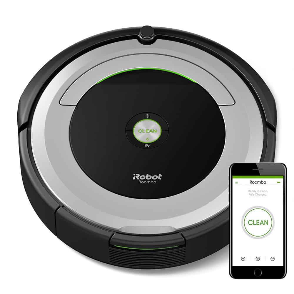 iRobot Roomba 690 robot vacuum for hardwood floors