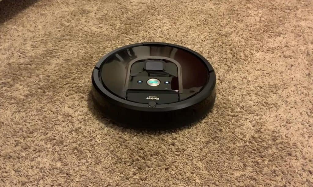 iRobot Roomba 980 robot vacuum for carpet review