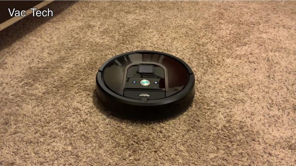 iRobot Roomba 980 vacuum reviews