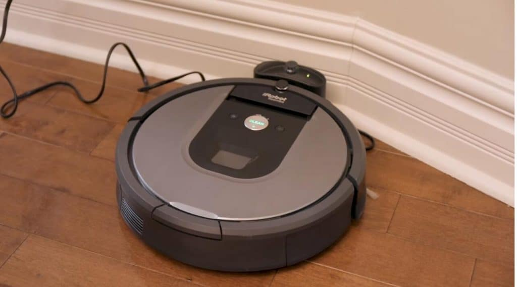 iRobot Roomba vacuum for hardwood floors and pet hair