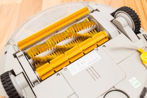 robot vacuum brush bar