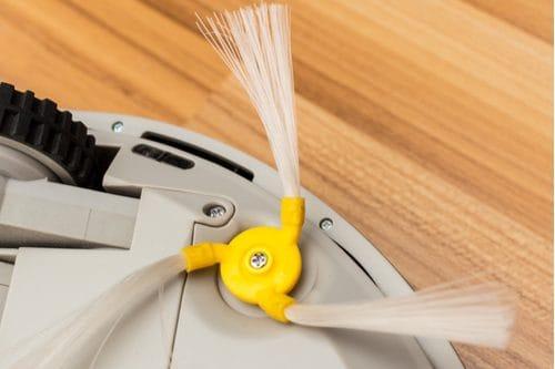 robot vacuum sweeper brush