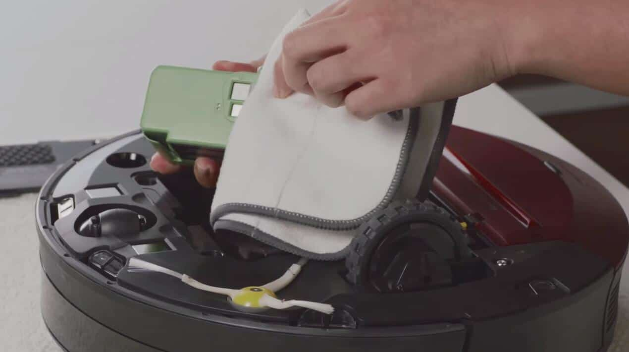 Battery Care for Roomba