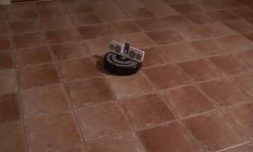 DJ Roomba