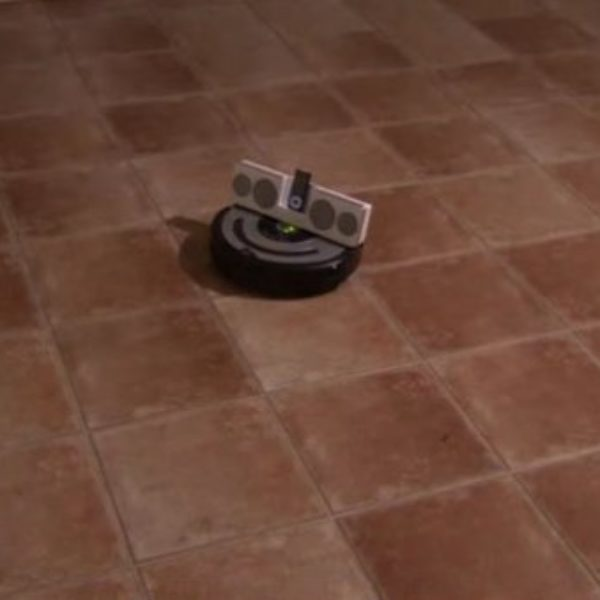 3 Steps to Make Your Own DJ Roomba