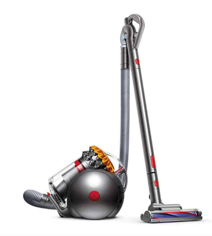Dyson Big Ball Multi Floor Canister Vacuum reviews
