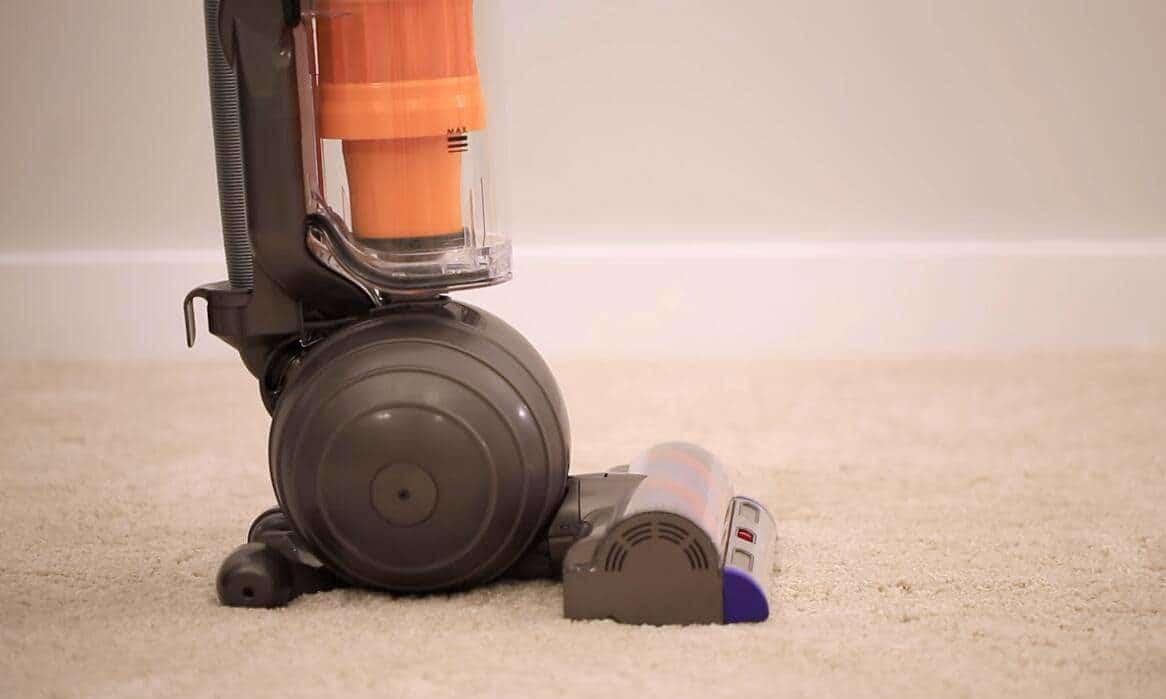 Dyson Vacuum Won't Turn On