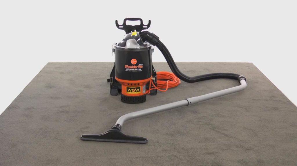 commercial grade vacuum