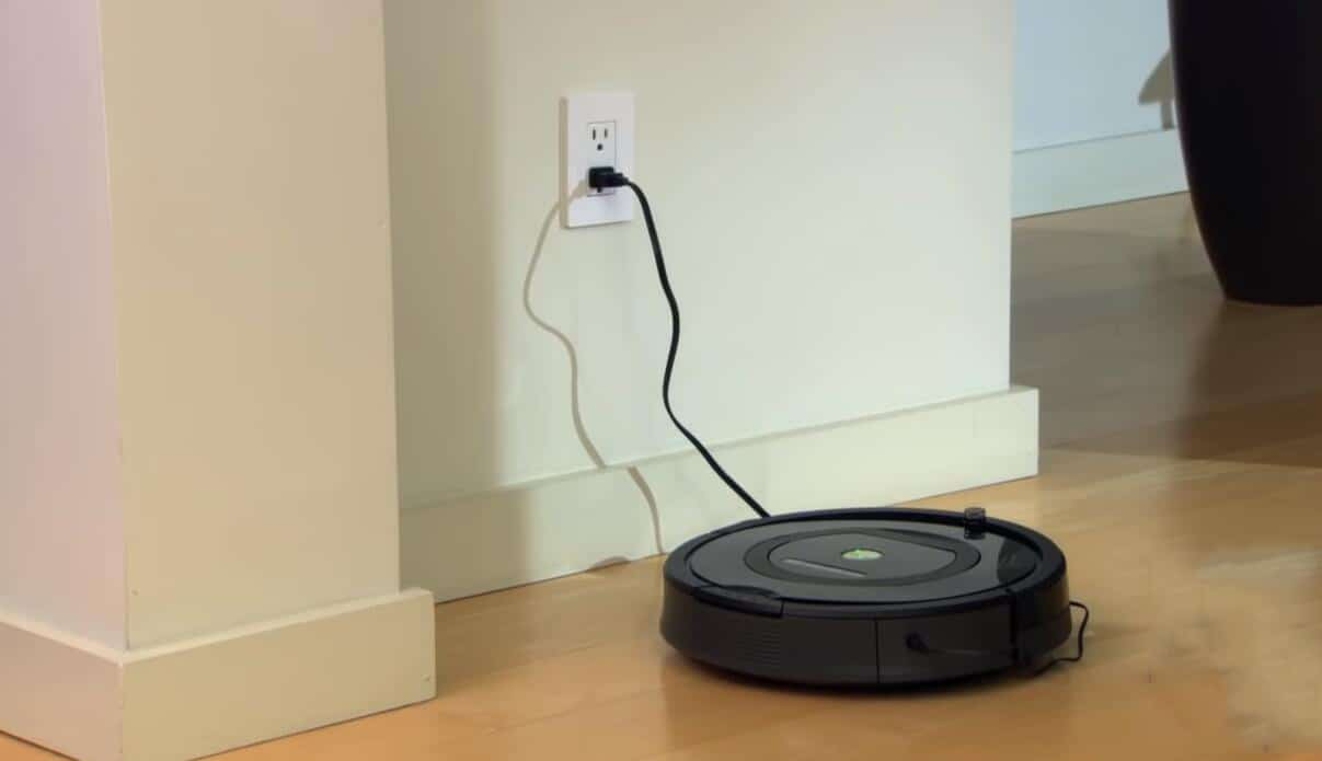 Keep your Roomba in a cool dry place