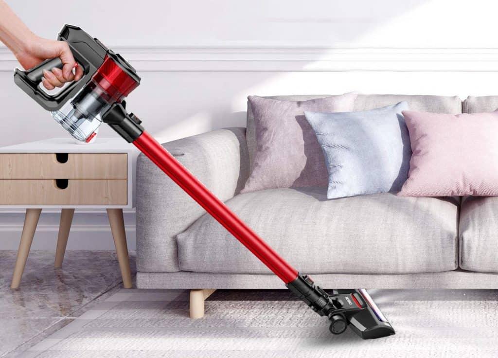 Onson C17 vacuum for tile floors cleaner